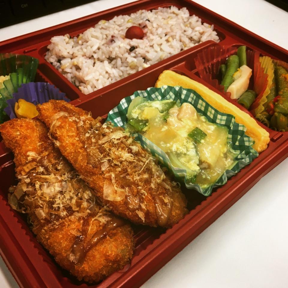ワンコイン👌🏻お弁当を1個から配達!!広島 舟入の ル・ドーファン
